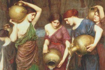 Une œuvre vue par un psy : Les Danaïdes, John William Waterhouse