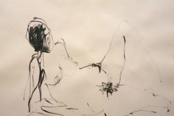 Tracey Emin, La peur d'aimer, exposition au musée d'Orsay, 2019. Le public, en interaction avec la vie de Tracey Emin, permet à une logique pathémique de se déployer. Analyse.