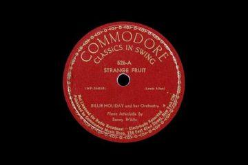 """La chanson Strange Fruit, de Lewis Allan, interprétée par Billie Holiday : œuvre vue et """"analysée""""par un psychanalyste"""